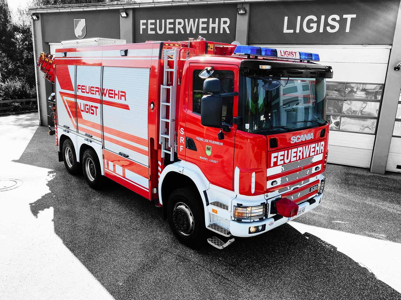SRF-A Feuerwehr Ligist