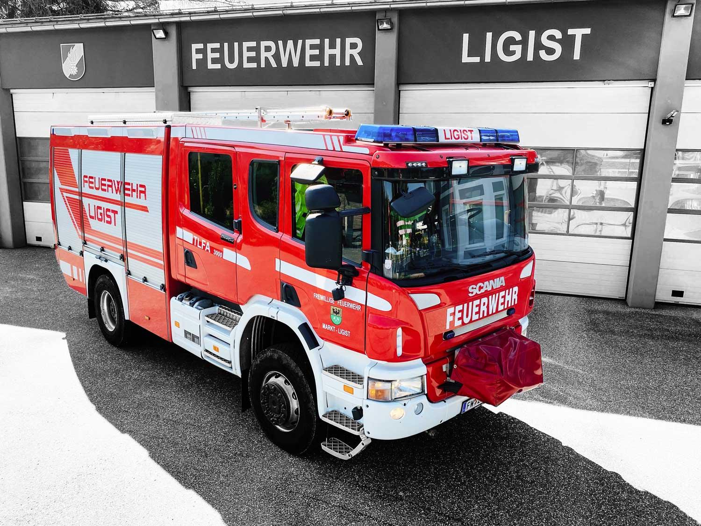 TLF-A 3000 Feuerwehr Ligist