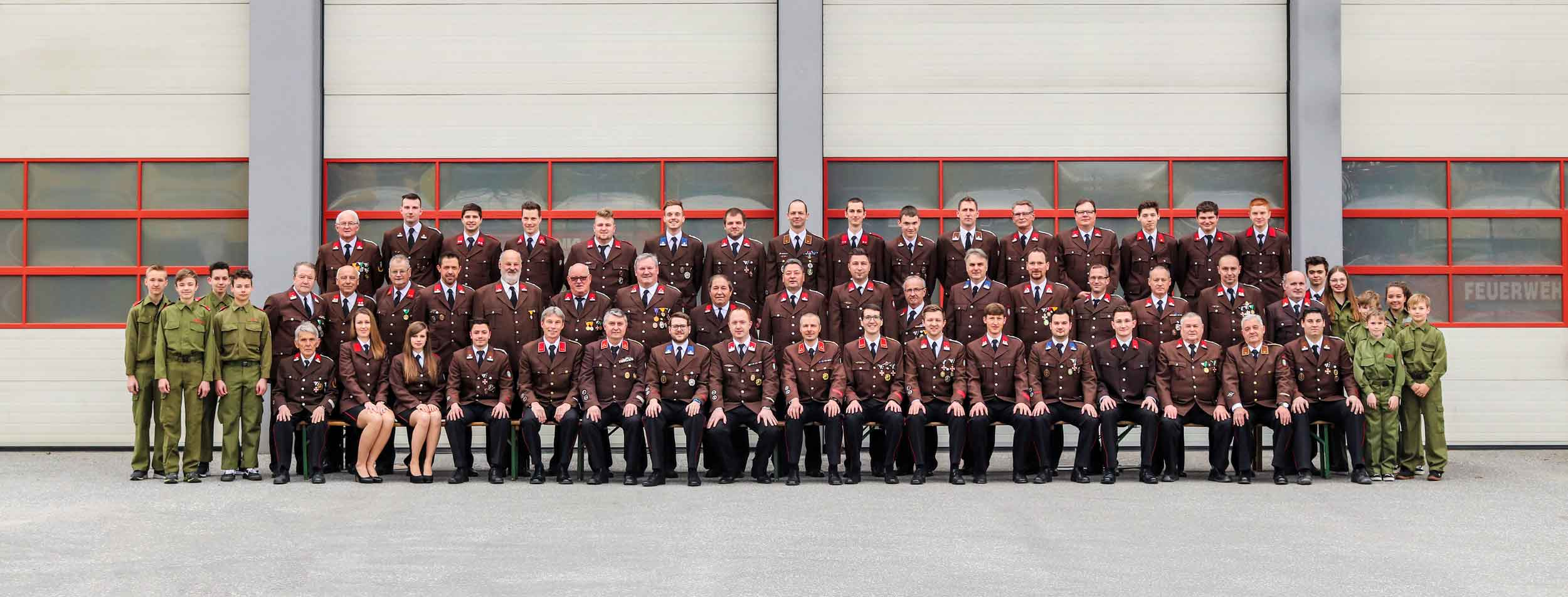 Mannschaft Freiwillige Feuerwehr Markt Ligist