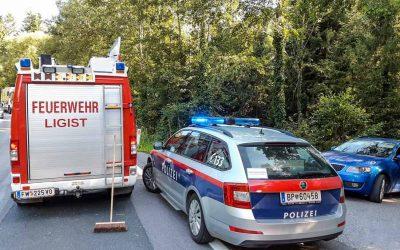 Verkehrsunfall auf der L314