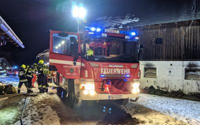 ++Vermeintlicher Kellerbrand in Oberwald++