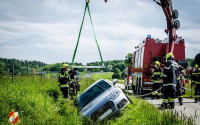 SRF Einsatz in Mooskirchen